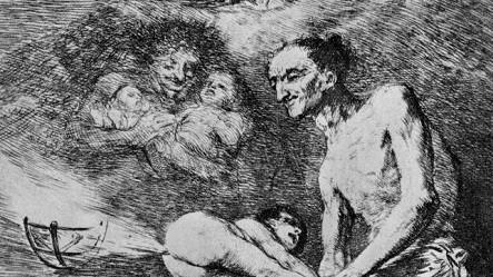 'Los Caprichos de Goya' muestran 80 grabados del pintor