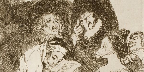 """""""Máscaras"""": del carnaval a Goya y la vanguardia del arte"""