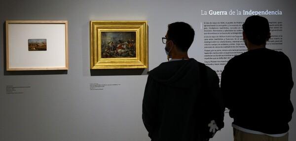 Cuando Picasso imitó a Goya