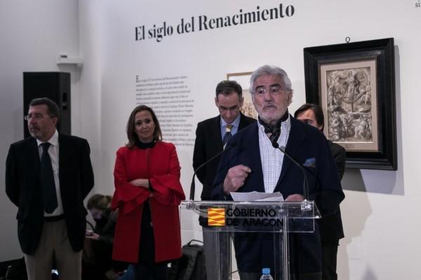 El Museo de Zaragoza saca a la luz el dibujo español más desconocido