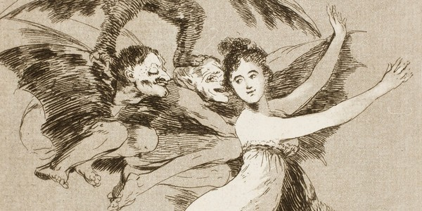 La mujer vista por Goya a través de 85 de sus grabados