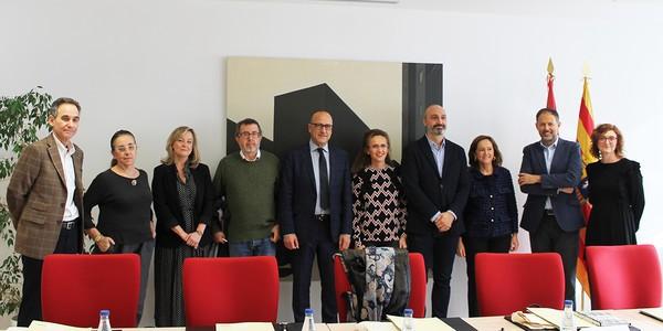 La Fundación Goya incorpora a tres nuevas patronas y aprueba un plan de actuaciones para el 2020