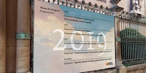 Goya muy presente en la programación del Museo de Zaragoza para el 2019