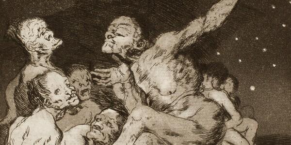 El MAS de Santander restaura su colección de estampas de Goya