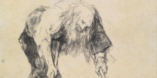 Los dibujos de Goya cierran el bicentenario del Prado