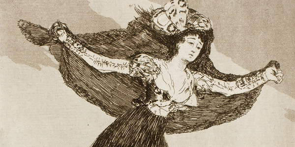 """Los """"Caprichos"""" de Goya llegan a Asturias"""