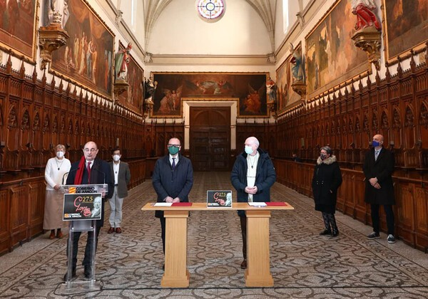 La Cartuja de Aula Dei ampliará sus visitas por el 275 aniversario del nacimiento de Goya
