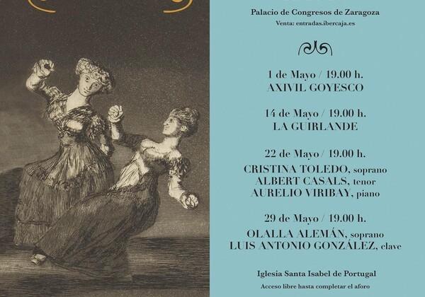 Música y Danza para celebrar el Año de Goya