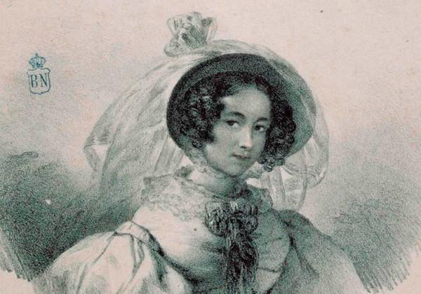 Rosario Weiss: de aprendiz de Goya a maestra de Isabel II
