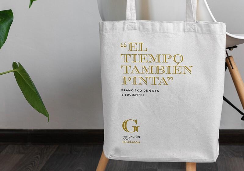 La Fundación Goya en Aragón pone en marcha su tienda online