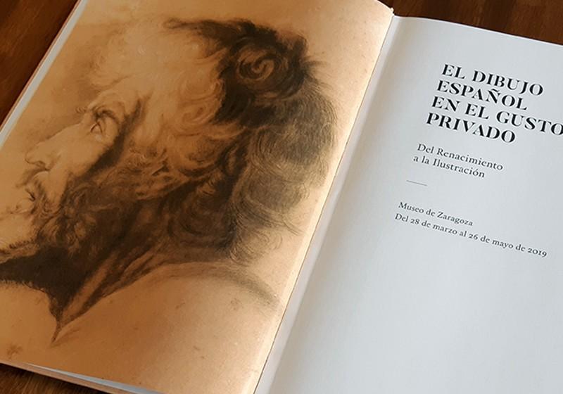 """Del museo al papel: la edición del catálogo """"El dibujo español en el gusto privado. Del Renacimiento a la Ilustración"""""""