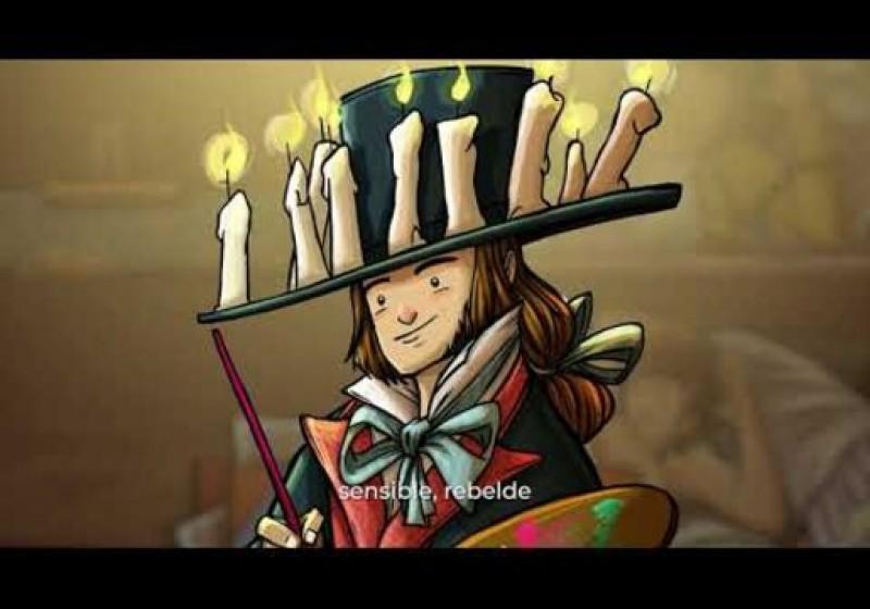 'Me puedes llamar Goya', un cortometraje animado sobre la vida de Francisco de Goya