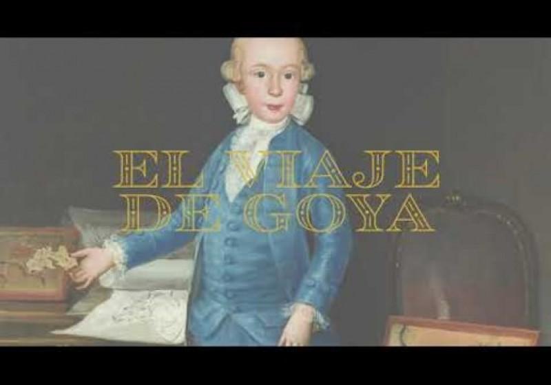 El Viaje de Goya en un clic