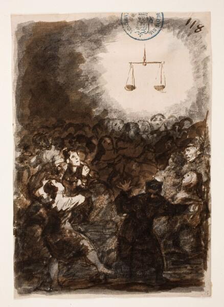 Triunfo de la Justicia (C.118)