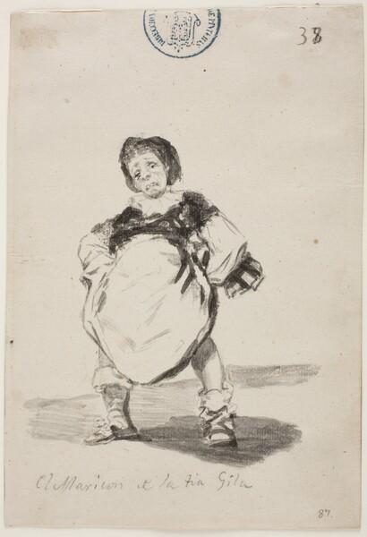 El maricón de la tía Gila (C.38)