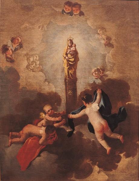 Virgin of the Pillar (Virgen del Pilar)
