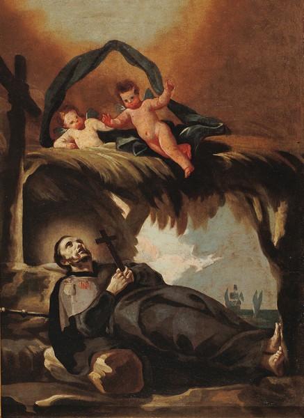 La muerte de San Francisco Javier