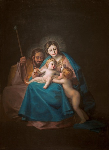 Holy Family (Sagrada familia)
