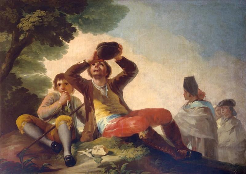 The Drinker (El bebedor)