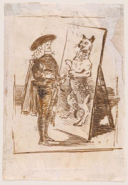 Alguacil / gato