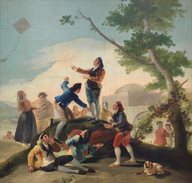 The Kite (La cometa)