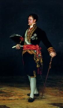 El duque de San Carlos