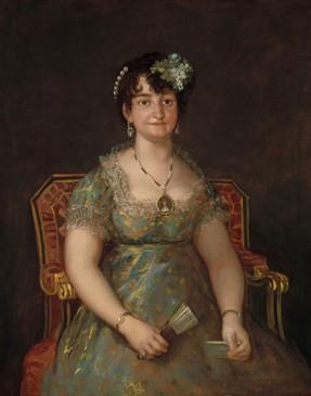 María Soledad Rocha Fernández de la Peña, marquesa de Caballero