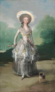 Mariana de Pontejos de Sandoval, marquesa de Pontejos