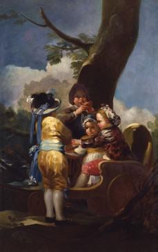 Los niños del carretón