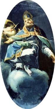 Saint Jerome (San Jerónimo)