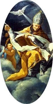 Saint Gregory Magnus (San Gregorio Magno)