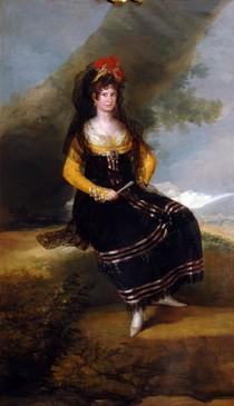 María de la Soledad Vicente Solís Lasso de Vega, VII condesa de Fernán Núñez