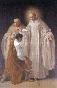 Saint Bernard (San Bernardo)