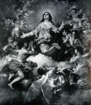 Assumption of the Virgin (La Asunción de la Virgen)