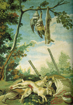 Hunting Still Life (Caza muerta)