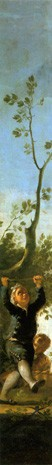 El niño del árbol