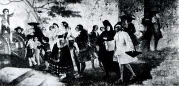 The Wedding (sketch)
