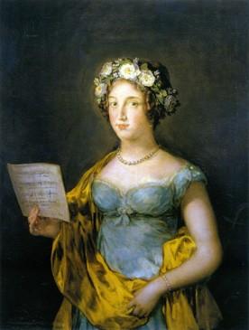 Manuela Girón y Pimentel, duquesa de Abrantes