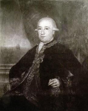 El almirante José de Mazarredo