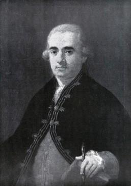 Juan Agustín Ceán Bermúdez