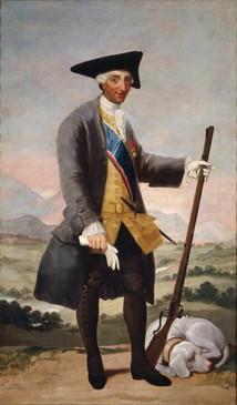 Charles III Hunting (Carlos III cazador) (copy)