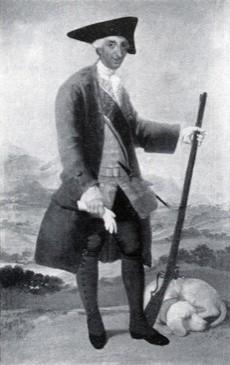 Carlos III cazador