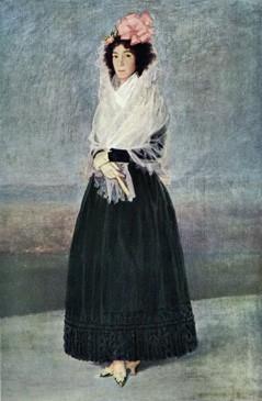 Rita Barrenechea y Morante, marquesa de La Solana