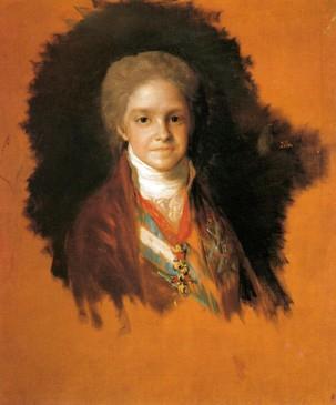 Carlos María Isidro de Borbón y Parma, infante de España