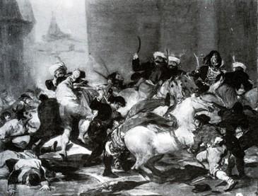 El dos de mayo de 1808 (boceto 2)