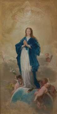 Inmaculada Concepción (boceto)