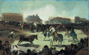 The Bullfight (Corrida de toros)