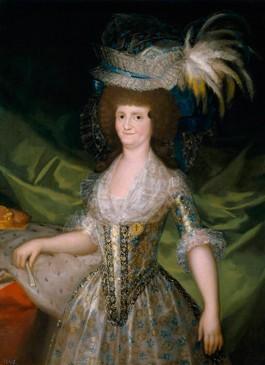 Maria Luisa de Parma, reina de España