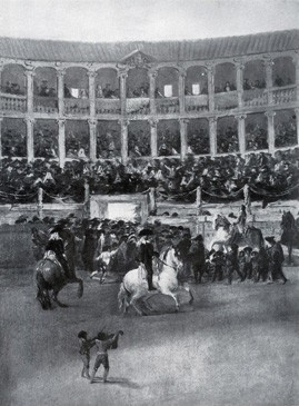 Clearing the Bullring (Despeje de la plaza)