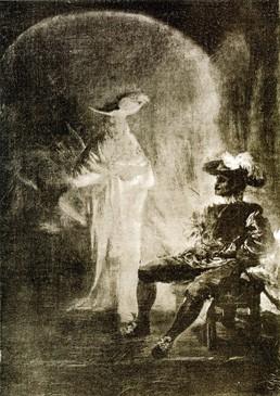Don Juan y el Comendador